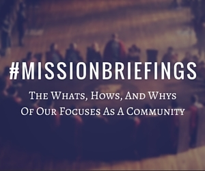 the majesty's men mission briefings