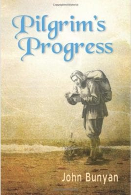 Pilgrims Progress by John Bunyan Book