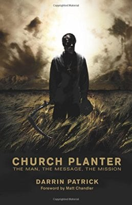 church planter by Darrin Patrick book cover
