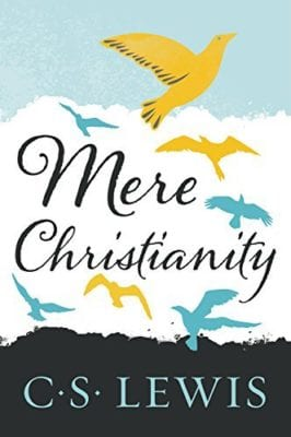 Mere Christianity by C.S. Lewis Book