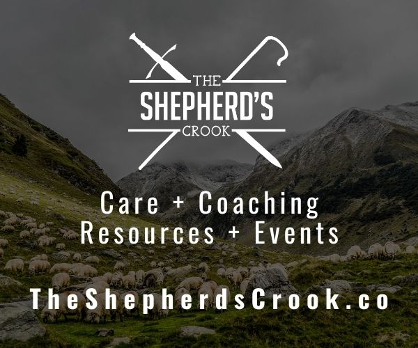 The Shepherd's Crook Care Coaching Resources Events General Sidebar Ad