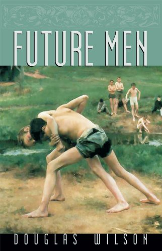 Future Men Book Cover