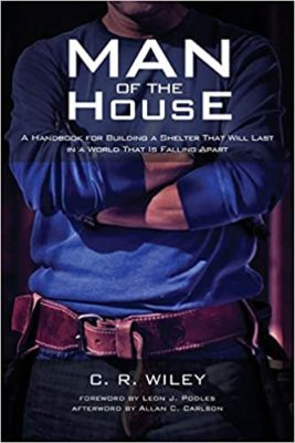 Man Of The House Book Cover