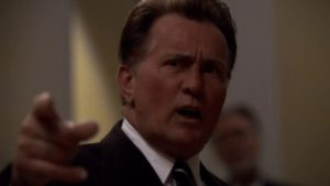 west wing bible lesson