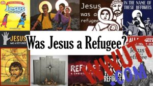 was jesus a refugee