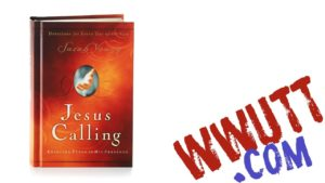 what wrong with jesus calling