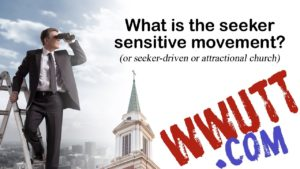 seeker sensitive church
